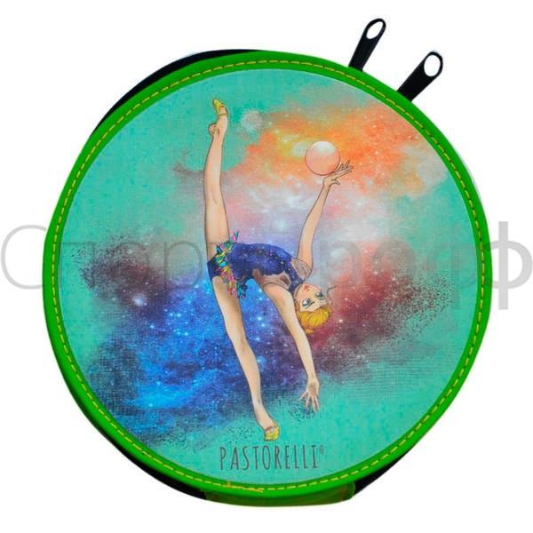 c3a88117a232 Футляр для CD PASTORELLI зеленый с мячом FREEDOM